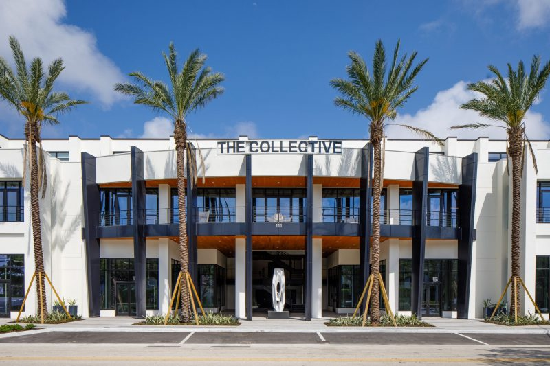 The Collective Grand Opening
