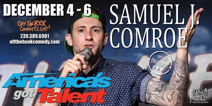 Comedian Samuel Comroe live in Naples, FL | Naples Illustrated