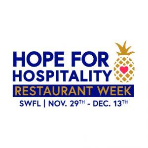 Hospitality Restaurant Week