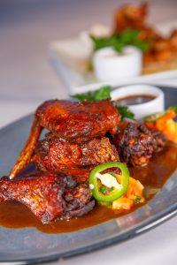 Yabba Island Gril Jamacian Jerk Chicken Wings