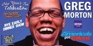 Comedian Greg Morton