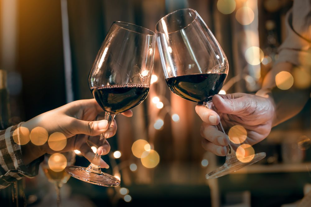 The Calling Wine Dinner