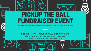 Pick up the Ball Fundraiser