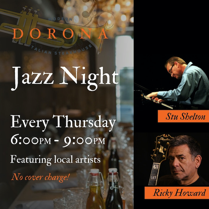 Jazz nights at Dorona
