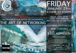 The Art Of Networking Event