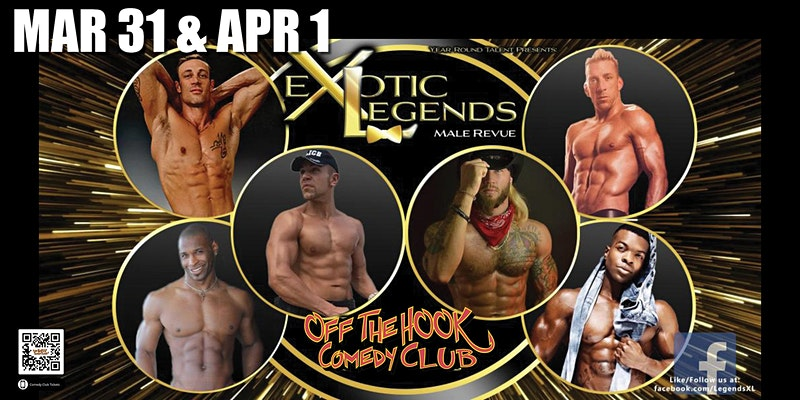 Exotic Legends Male Review