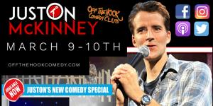 Comedian Justin McKinney