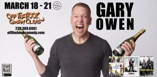 Comedian Gary Owen