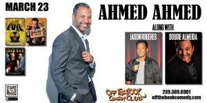 Comedian Ahmed Ahmed
