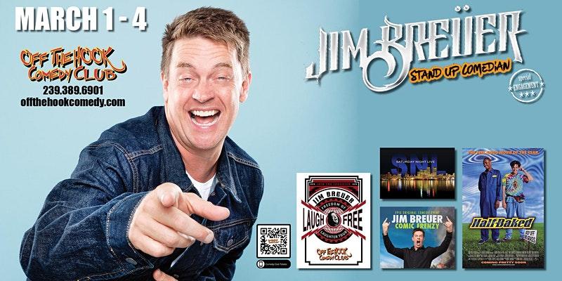 Comedian JIm Breuer Freedom