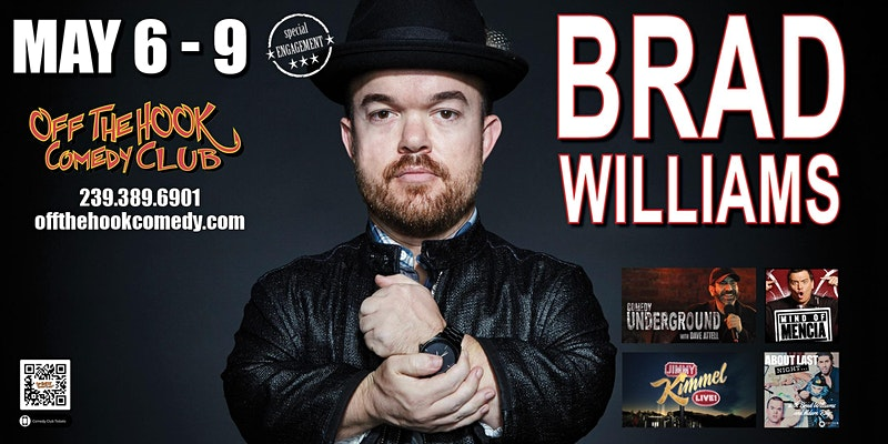 Brad Williams Live