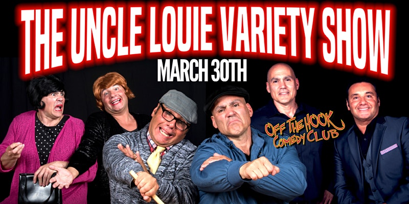 Uncle Louie Variety Show