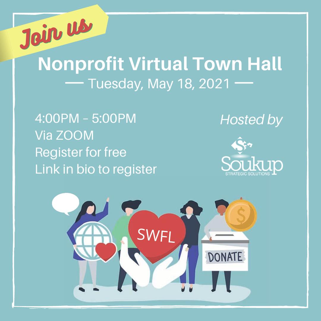 Nonprofit Virtual Town Hall