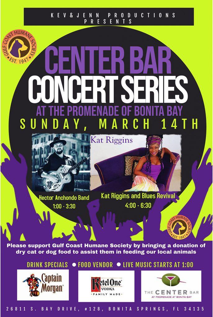 Bloody's Concert Series