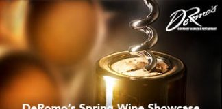 DeRomo's Spring Wine Showcase