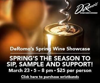DeRomo's Spring Wine Showcase