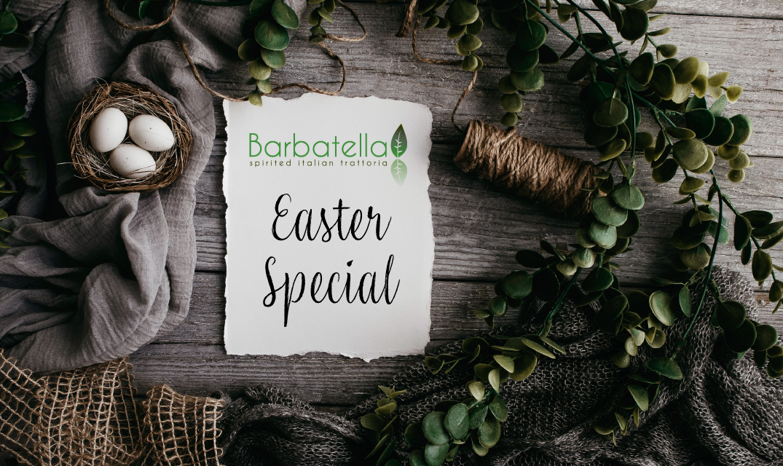 Easter Special at Barbatella