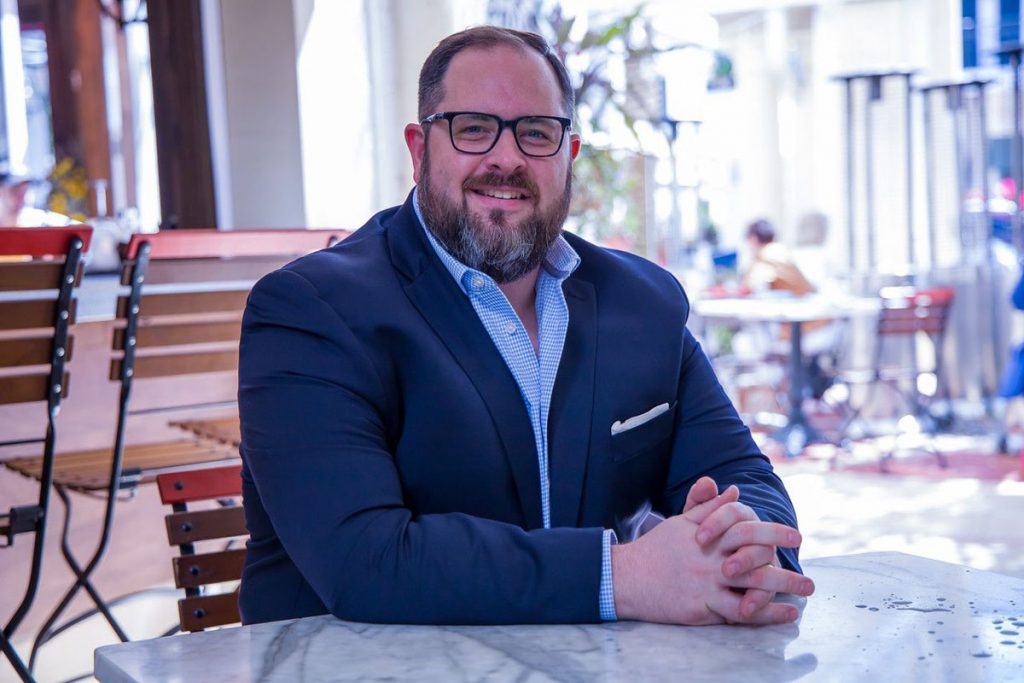 Bruce Barone Jr. will host Fifth Avenue South's new Movers & Shapers podcast