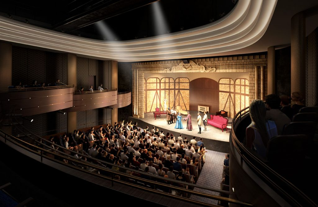 Gulfshore Playhouse Mainstage Theatre