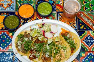 Le Indya Tacos