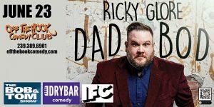 Ricky Glore Live