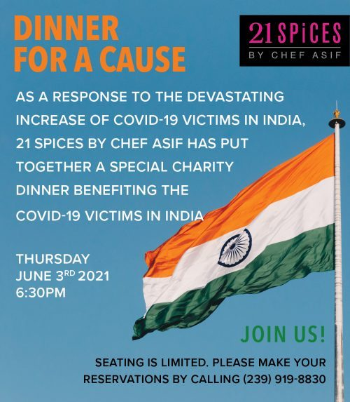 Dinner for a Cause