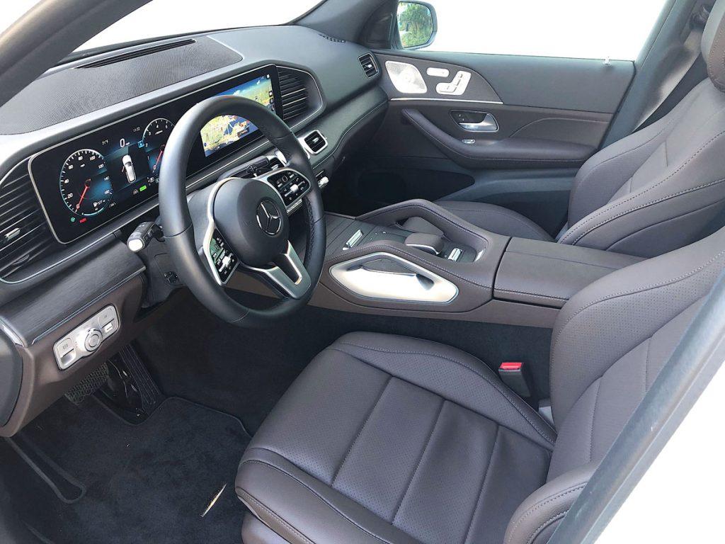 Mercedes-Benz GLE 450 3