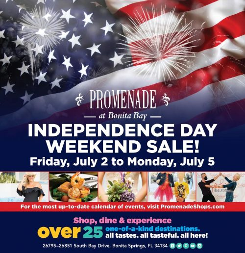 Independence Day Weekend Sale