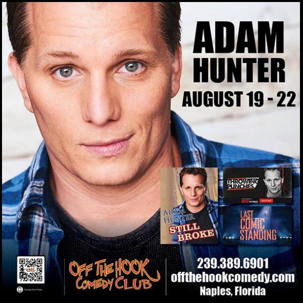 Adam Hunter Live