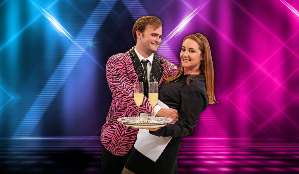 Joseph Bryne and Alyssa Haney will star in The Wedding Singer.