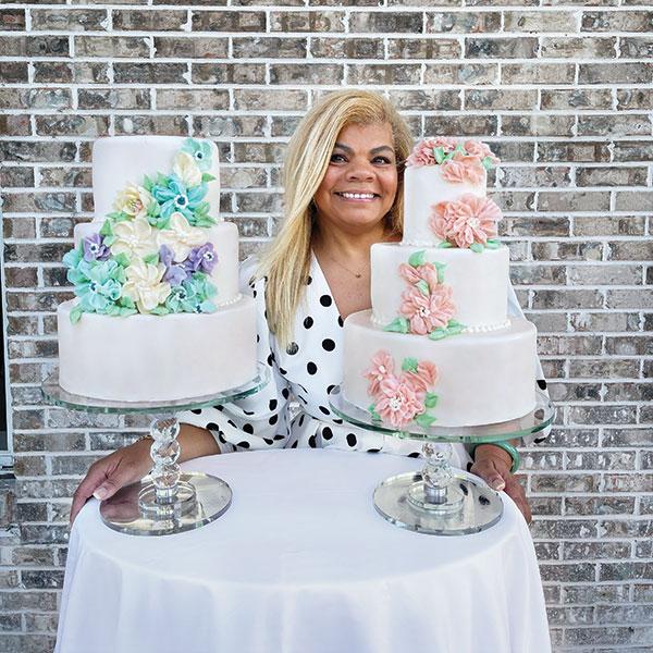 Cake Suzette