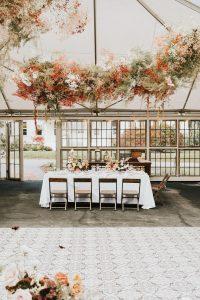 Chelsea Antoniou-designed wedding, Photo by Matty Vogel