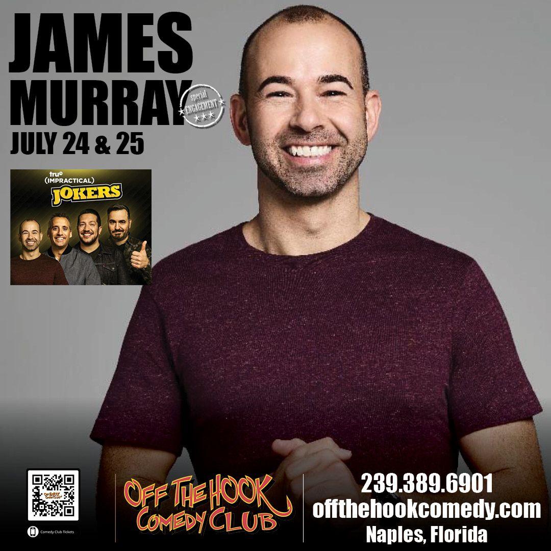"""James """"Murr"""" Murray"""