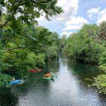 Kayaking in Florida, Photo by Eric Tompkins via Unsplash