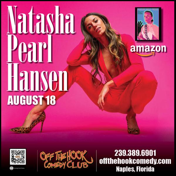 Comedian Natasha Pearl Henson Live