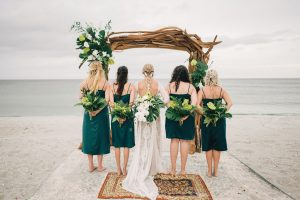 Paige Simpson-designed wedding, photo by L'amour Weddings and Events