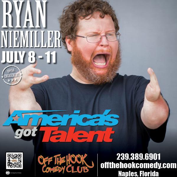 Ryan Niemiller Live