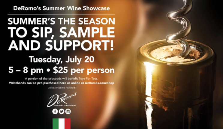 Summer Wine Showcase