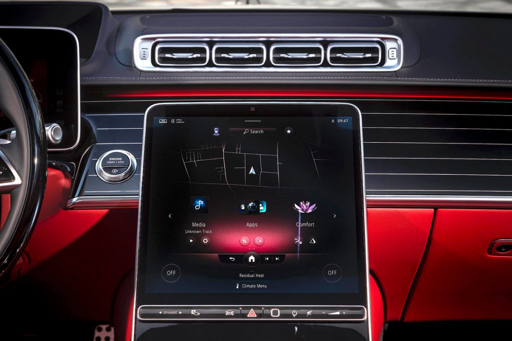 2021 Mercedes-Benz S 580 4MATIC