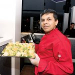 Chef Asif Syed of 21 Spices
