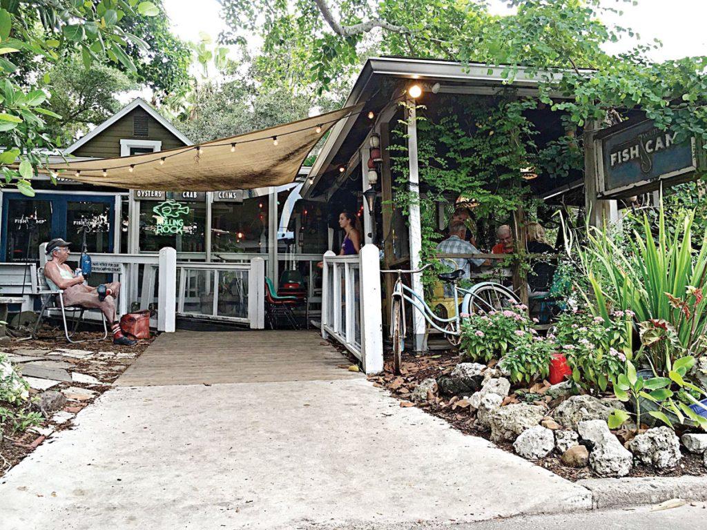 Locals' Favorie, Sarasota Foodie Road Trip, Owen's Fish Camp