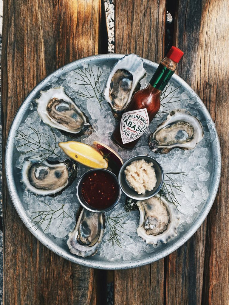 Mar Vista Dockside Restaurant and Pub oysters