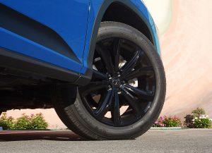 2022 RX350 Black Line wheel