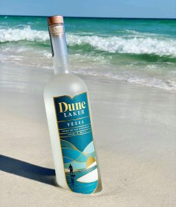 Distillery 98 Dune Laker vodka