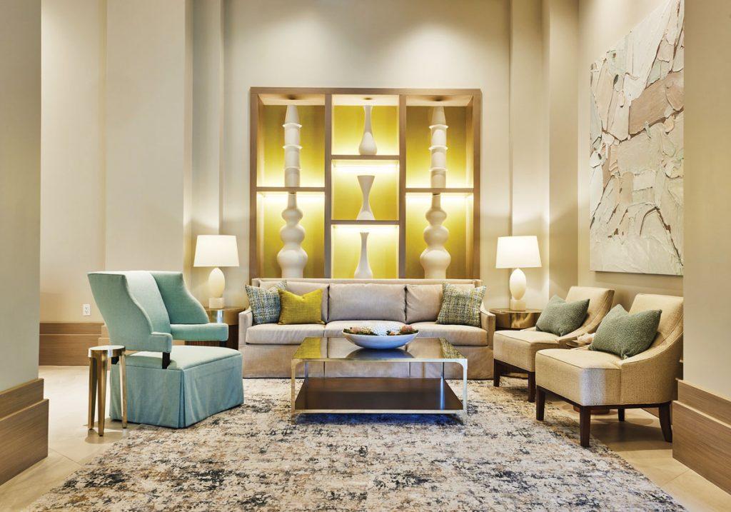 Hotel Effie lobby