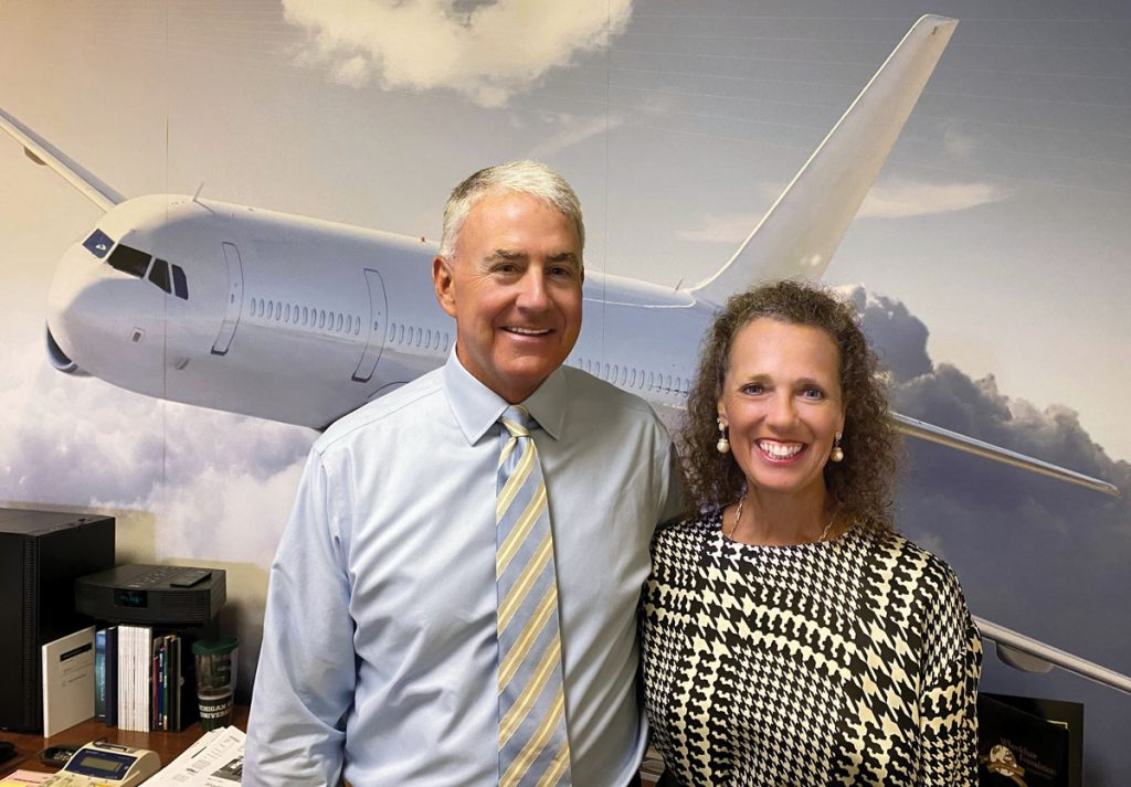 Lee and Lisa McCarthy of Mad Travel