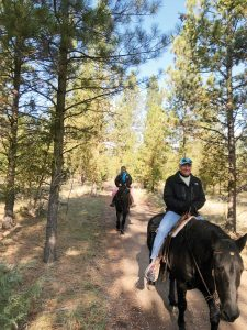 Lee and Lisa McCarthy of Mad Travel in Montana