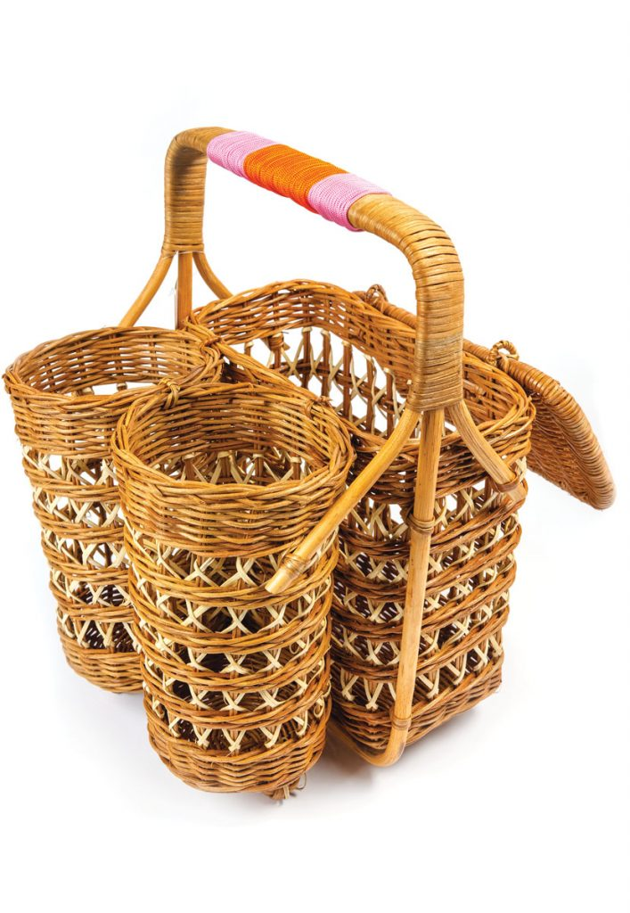 Amai wine and bread basket, Photo by Michael Caronchi _210603_9903