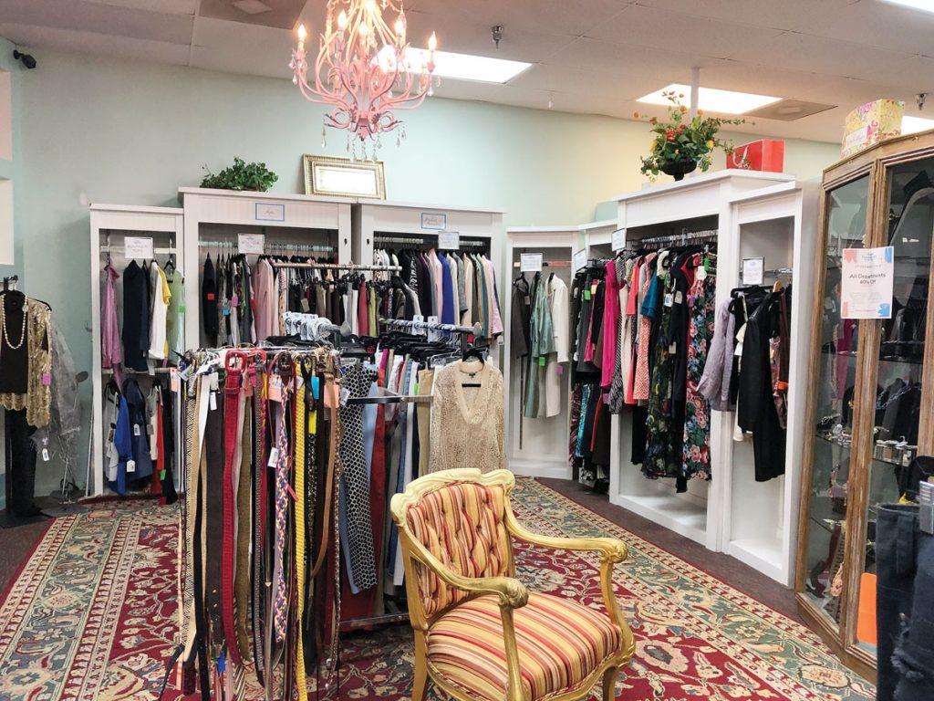 Avow Treasures Retail Shop