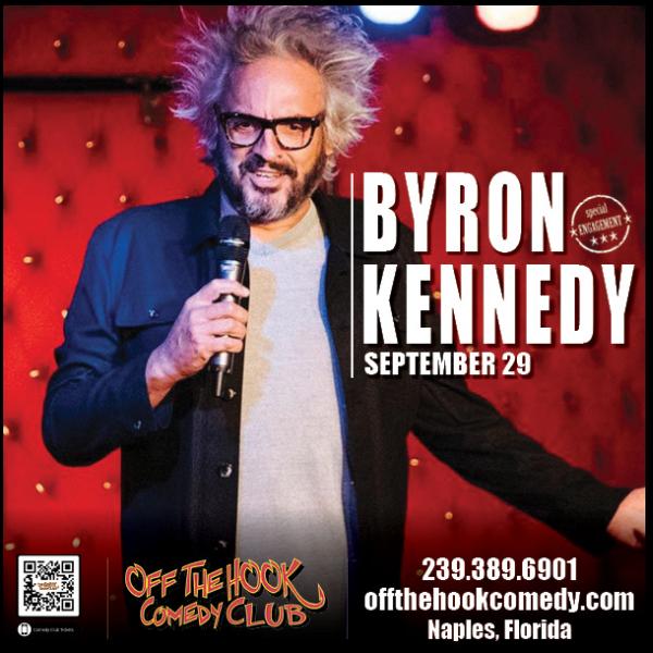 Byron Kennedy Live